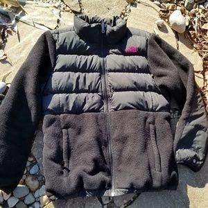 The North Face Fleece Coat/ Jacket